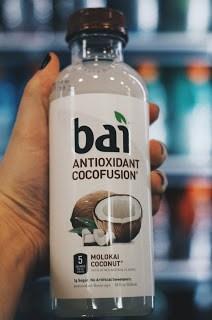 healthy gas station bai molokai coconut
