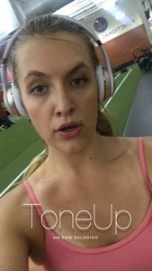 trained like blake lively for a month tone up with don saladino