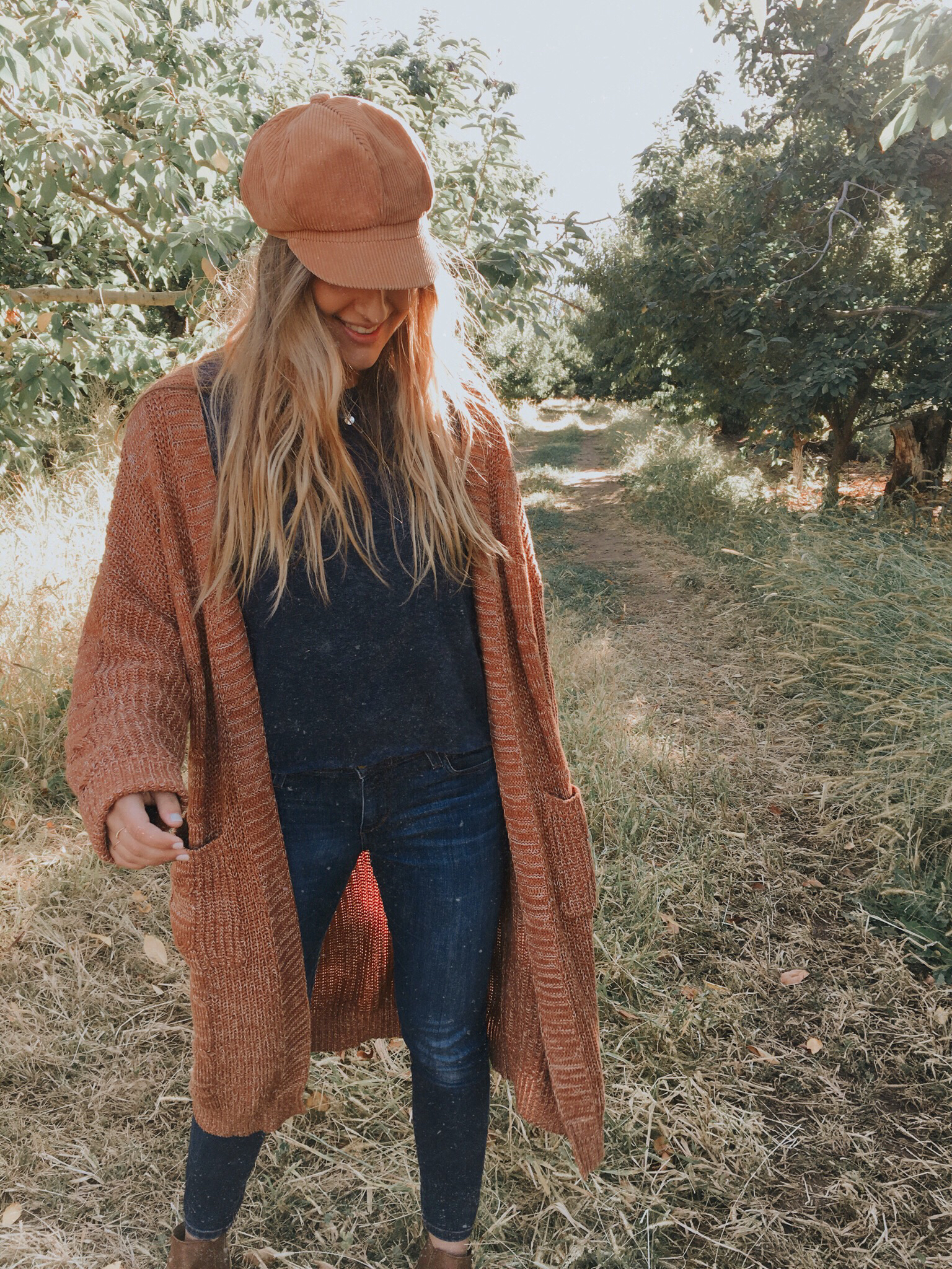 Start Your Year Off On the Right Foot fall bohemian outfit