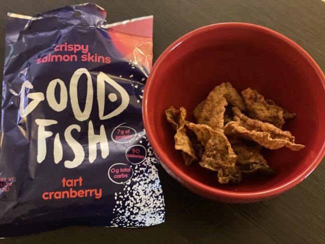 Good fish chips - Tart Cranberry