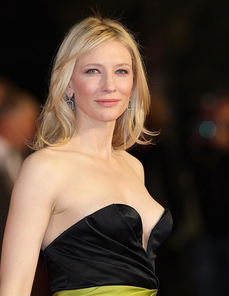 Cate Blanchett most beautiful woman