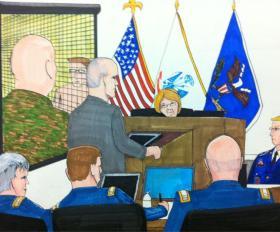brad testifies