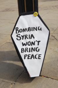 09 sm bombing wont bring peace