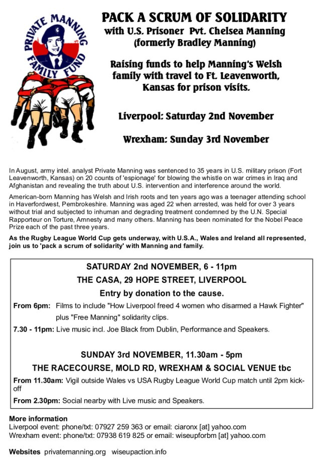 rugby lpool wxm events