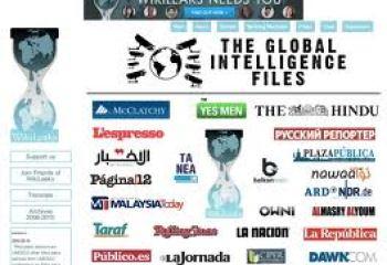 WikiLeaks Stratfor hack GI Files