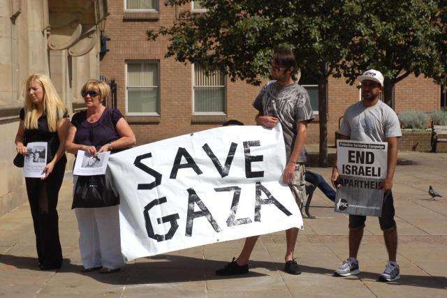 31 save gaza
