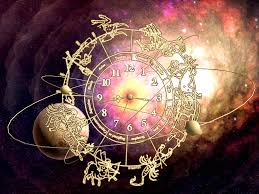 astrology pic of the heavens with symbols