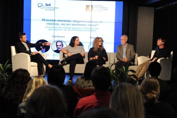 Bell Let's Talk: Media and Stigma