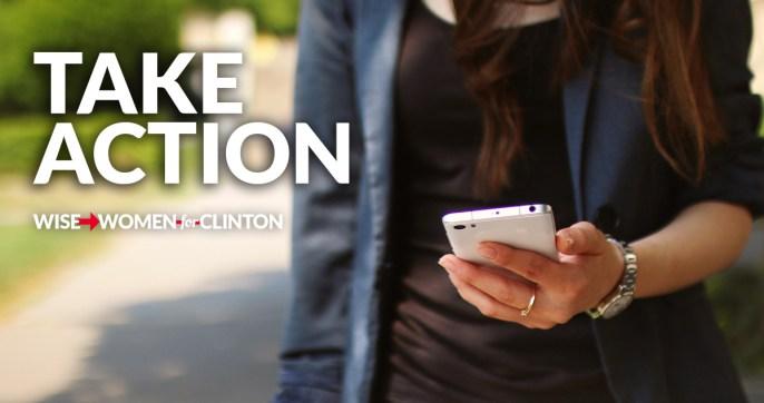Wise Women Take Action
