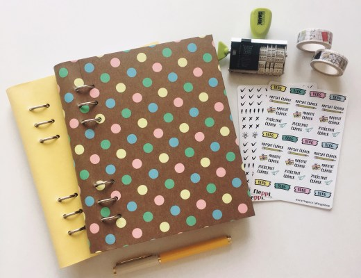 Filofax Clipbook