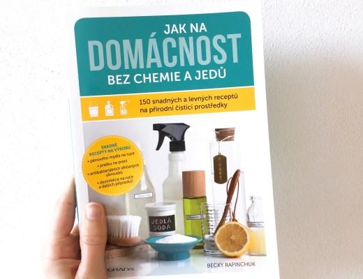 kniha o ekologickém úklidu