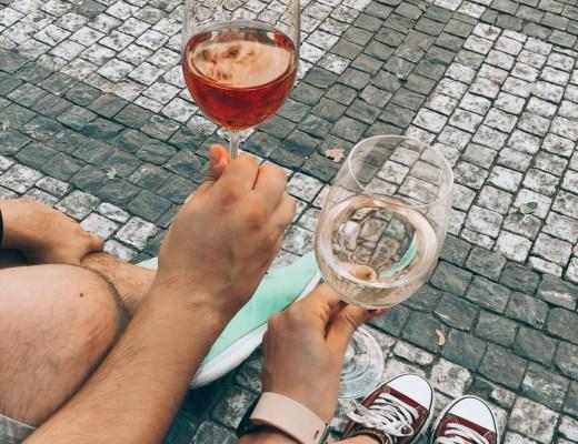 Jiřák a víno