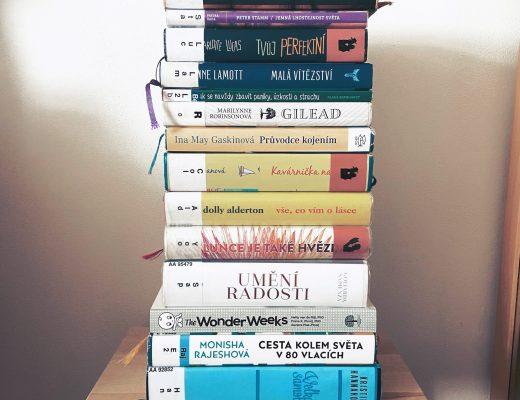 knihy na léto