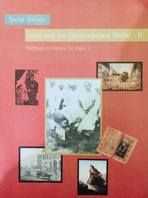 NCERT India and the Contemporary World II-class 10