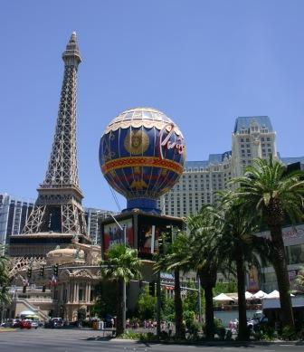 Paris Resort, Strip, Las Vegas, Nevada