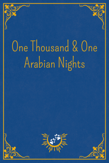 Book Cover of One Thousand & One Arabian Nights
