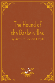 Book Cover of The Hound of the Baskervilles