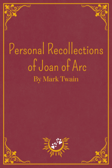 Book Cover of Joan of Arc