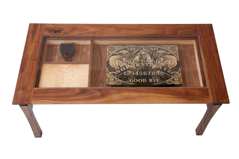 floating coffee table wishbonewoodworking