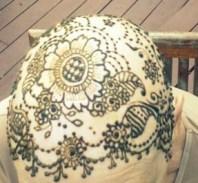 Henna Crown Nivi Henna Artist Cancer