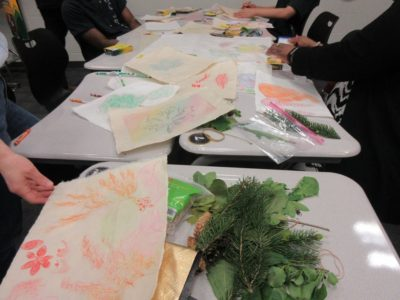 'Create It Forward': An artistic outlet for incarcerated youth