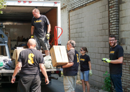 Living Its Brand: Local Firm Supports Habitat For Humanity for Tenth Year