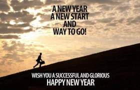 Inspirational New Year Wishes Quotes and Messages