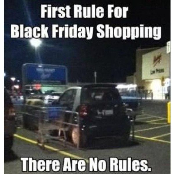 Funny Black Friday Memes That Will Make You LOL