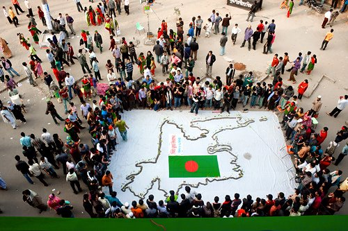 16 December(victory day of Bangladesh)
