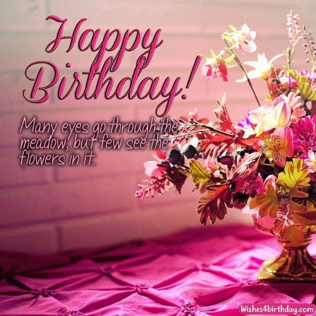 Birthday Party Birthday Flower Gifts For Her Happy Birthday Wishes Memes Sms Greeting Ecard Images