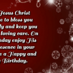Christian Birthday Wishes And Quotes 2016