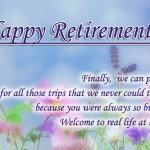 Retirement Wishes And Quotes 2016