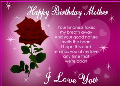 Birthday Wishes For Mom In Heaven Wishes Choice