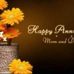 190+Beautiful Anniversary Wishes For Parents 2016