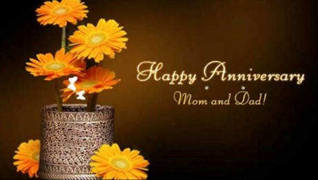 190+ Attracting Anniversary Wishes For Parents 2016