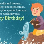 Best Aquarius Birthday Wishes And Quotes