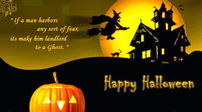 happy halloween wishes and quotes