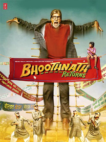 Bhoothnath Returns -review-review