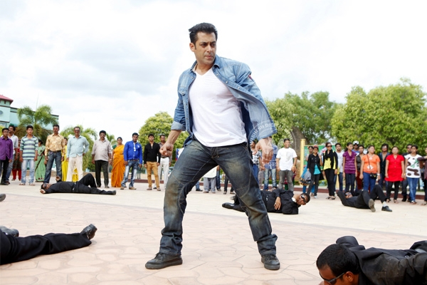 Salman's 'Jai Ho' passed with U/A certificate