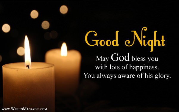 Religious Good Night Messages | Christian Good Night Wishes