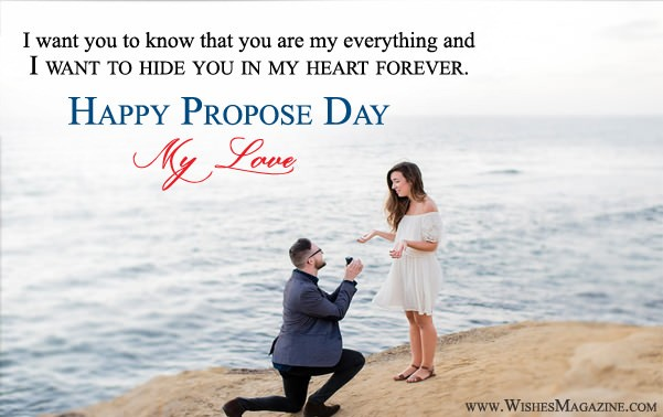 Propose Day Wishes For Gf Bf Propose Day Messages