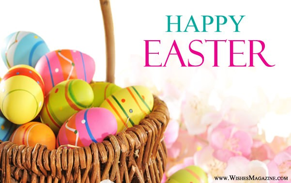 Latest Happy Easter Wishes Messages
