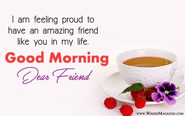 Good Morning Wishes Messages For Friends