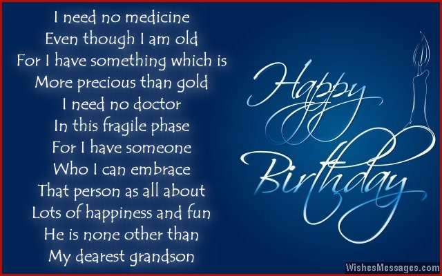 Happy Wishes Great Grandson Birthday