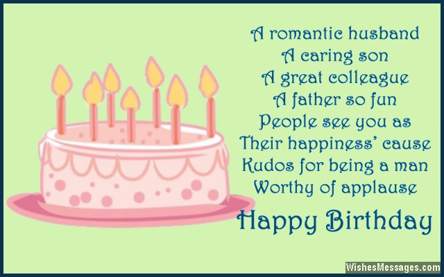 Sweet Sayings Husband Birthday