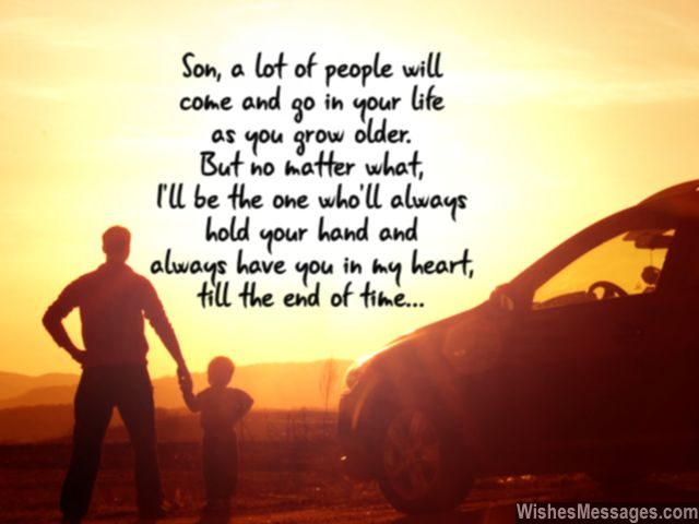 I Love You Messages For Son Quotes
