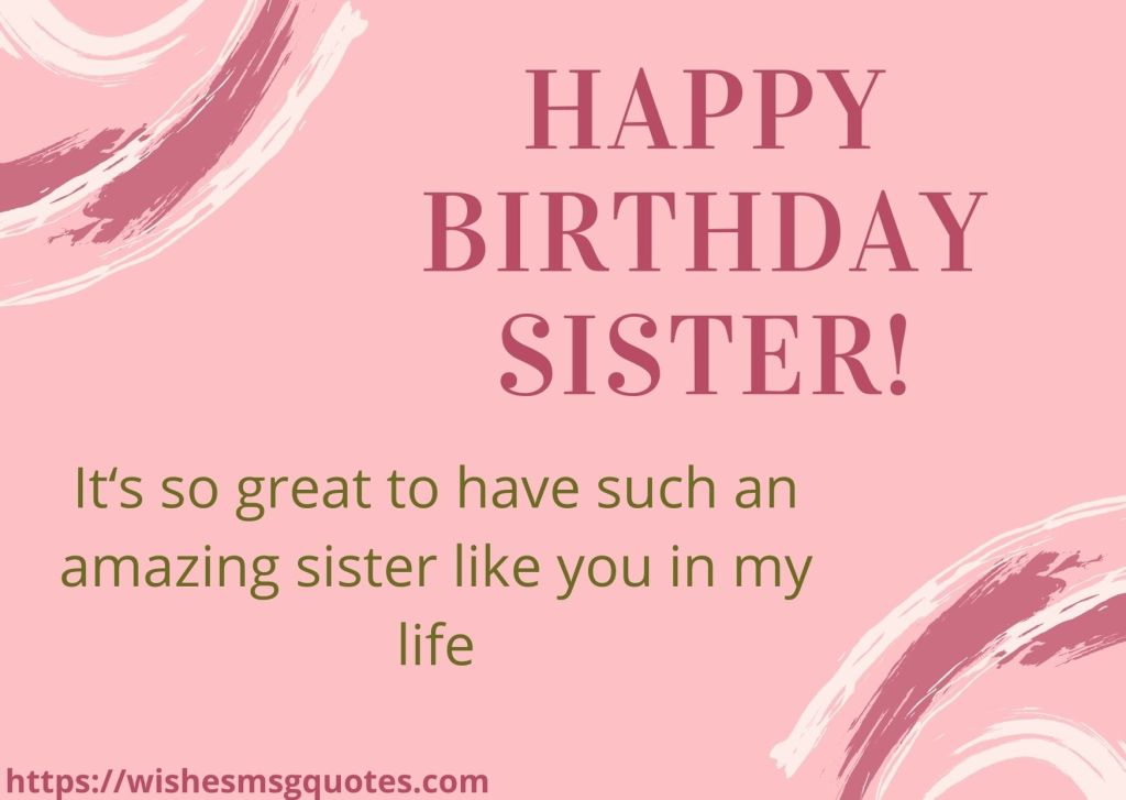 Inspirational Birthday Quotes For Sis