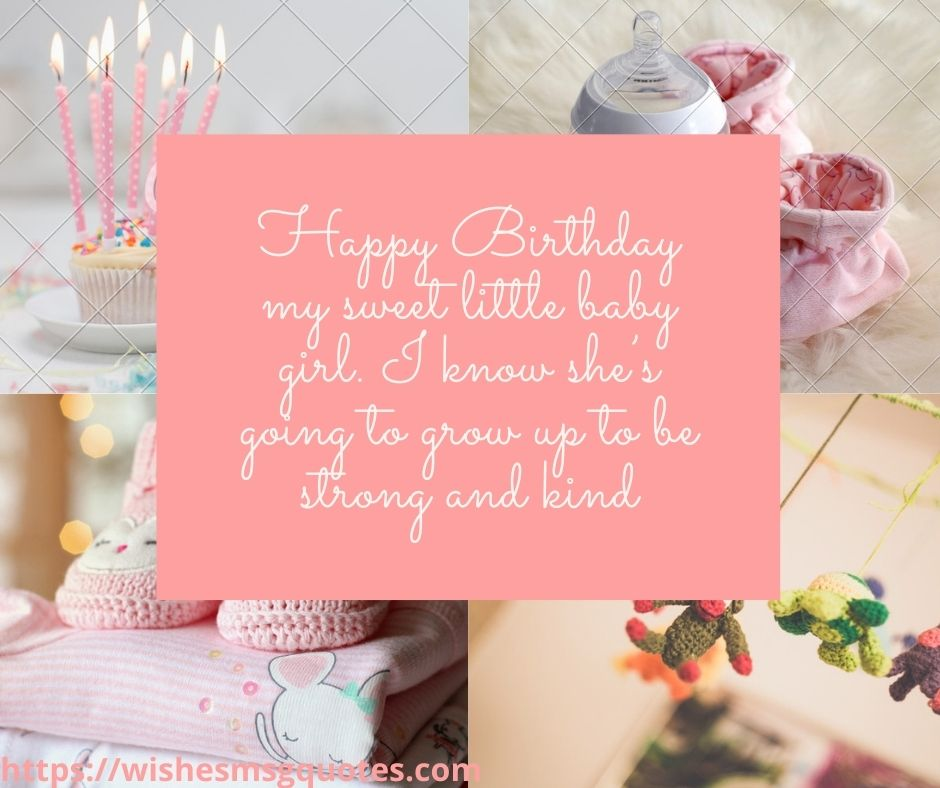 2nd Birthday Messages From Grandfather To Baby Girl
