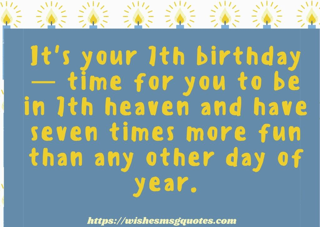 7th Birthday Quotes From Father To Boy