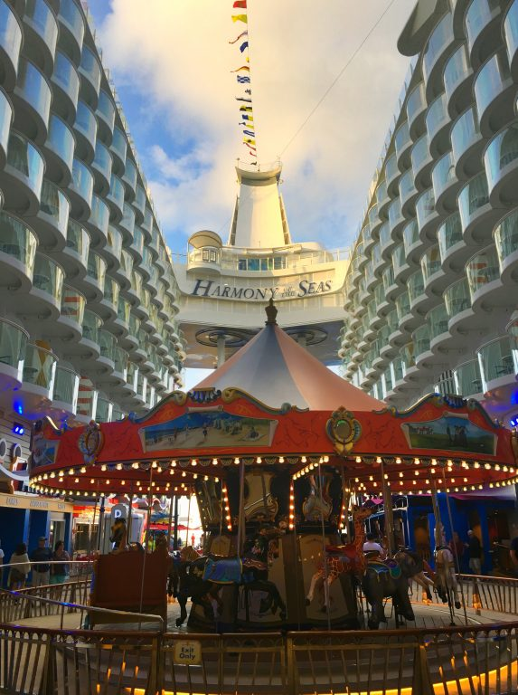 Royal Caribbean Harmony Of The Seas Recap Wishes And Dishes